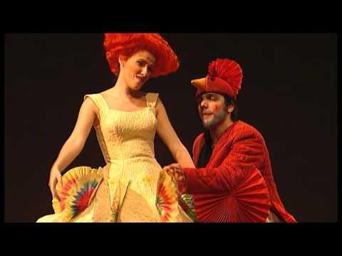 LA PETITA FLAUTA MÀGICA de Wolfgang Amadeus Mozart (2006-07)