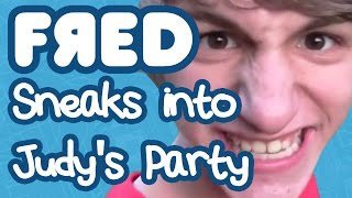 Fred Sneaks into Judy's Party thumbnail