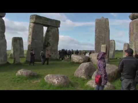 Stonehenge Prehistoric Monument In Wiltshire