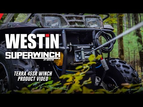 Superwinch Terra 45SR Winch