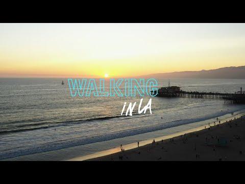 Walking in LA - Santa Monica