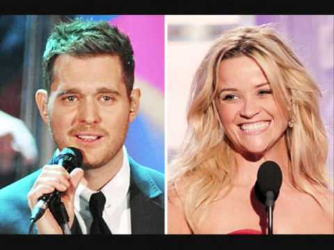 MICHAEL BUBLE & REESE WITHERSPOON    Something Stupid