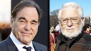 Oliver Stone Remembers Anti-Imperialist Journalist William Blum, Chronicler of CIA Crimes