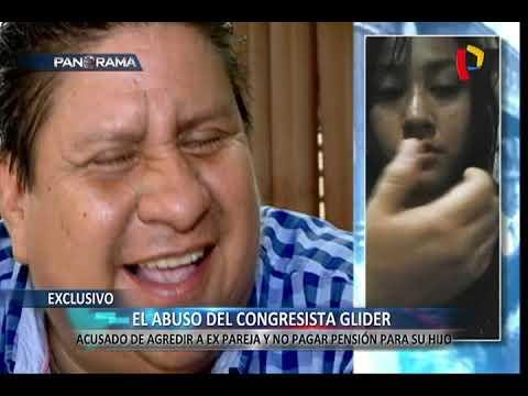 EXCLUSIVO: congresista Glider Ushñahua acusado de agredir a su expareja