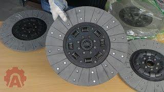 Диски сцепления МТЗ-80/82 разных производителей