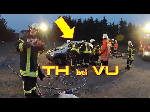 Verkehrsunfall - Technische Hilfeleistung