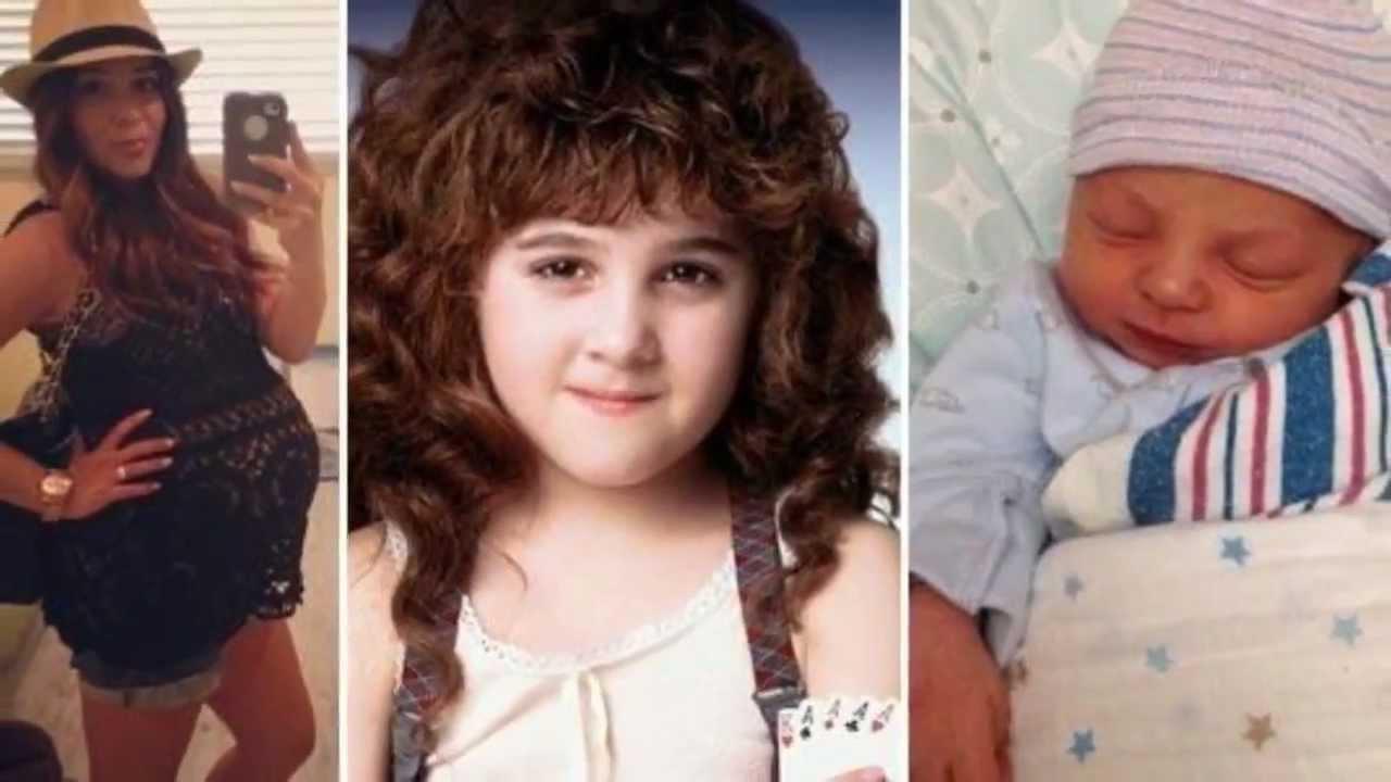'Curly Sue' Star Alisan Porter Has A Baby Boy, Mason ...