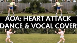 BeccaChii - 심쿵해 Heart Attack - AOA Dance & Vocal Cover