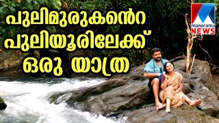 Puliyoor Turns As Hot Tourist Spot After Movie Pulimurugan  Manorama News