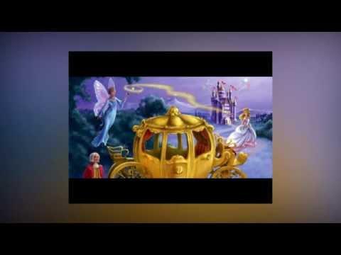 Золушка - сказка для детей. Шарль Перро. Мир сказок для детей и малышей.
