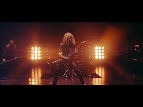 BODOM AFTER MIDNIGHT - Paint The Sky With Blood (Official Video) | Napalm Records