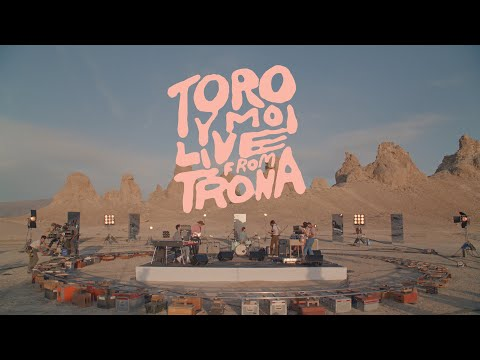 Toro y Moi Unveils New Session Recording for 'Live from Trona'