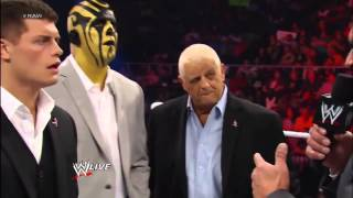 Fan Edit/Video Package: Cody Rhodes and Goldust VS The Shield (HD)