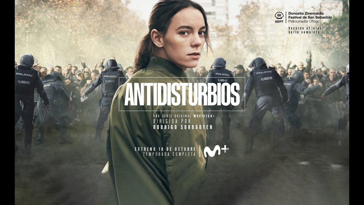 Download Antidistúrbios (Riot Police) | Season 1 (2020) | Trailer Oficial Legendado
