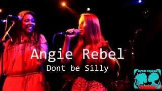 Angie Rebel   Dont Be Silly Queen Of Reggae Rasta Rica Fest 2016