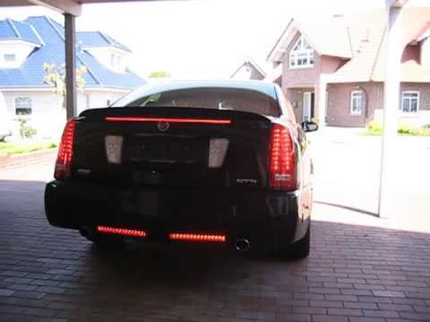 Cadillac Sts With Shanghai Gm Cadillac Sls Lights Export
