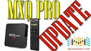 😻MXQ PRO 4K UPDATE: How to Setup Android 5.1 TV BOX