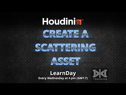 LearnDay - Building a Scattering Asset