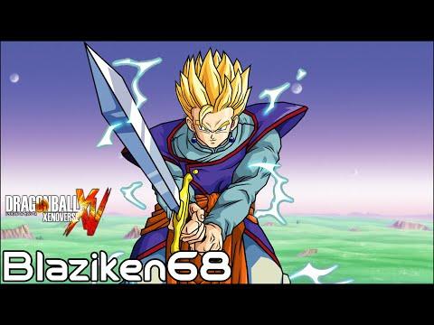 XENOVERSE - Come ottenere la Spada Z! How to get Z-Sword ITA ENG HD PS4