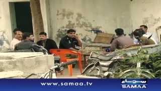 Jhansa de kar shadi karne wala giraftar, Crime Scene, 17 August 2015 Samaa Tv