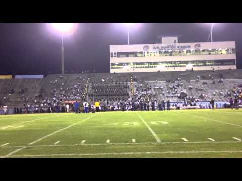 Southern University Marching Band - Love and War