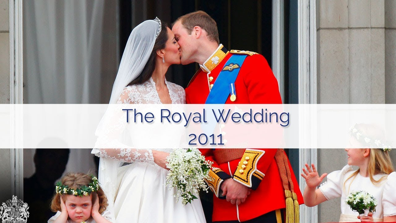 The Wedding of Prince William and Catherine Middleton - YouTube