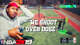 This is what 2K youtubers go through on NBA 2K19!  NBA 2K19 BEST BUILD! DEMIGOD BUILD 2K19