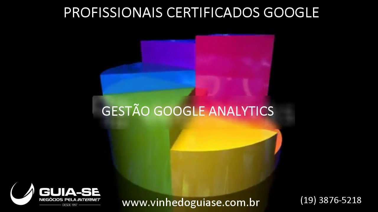 Gerenciamento Google Adwords, Rede de Display e Remarketing 19 3876 5218