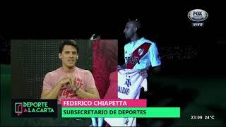 ¿Mendoza sede de la superfinal?  Deporte a la Carta (26/11/2018)