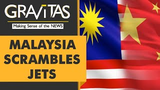 Gravitas: Tense standoff after Chinese jets breach Malaysian airspace