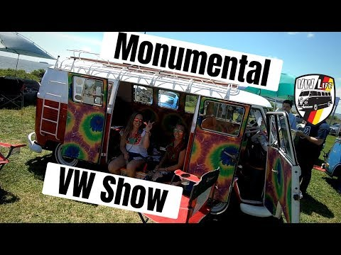 It was a Monumental VW Show!