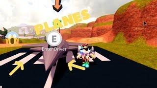 *FULL GUIDE*    NEW PLANES UPDATE   NEW Stunt Plane & FIGHTER JET   Roblox JailBreak Update  