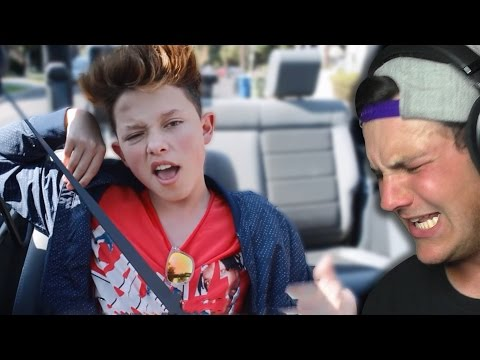 Jacob Sartorius - Hit Or Miss (Official Lyric Video)  - Reaction