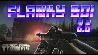 Killing 3 Squads Solo at Shoreline | Flanky Boi 2.0  - Escape From Tarkov