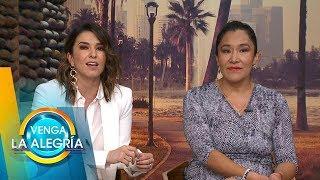 Analizamos el lenguaje corporal de Sarita durante la polémica entrevista que dio. | Venga La Alegría