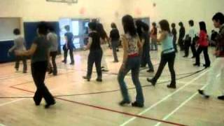 Catch The Rain (walk thru & dance) ~ www.dancepooh.ca