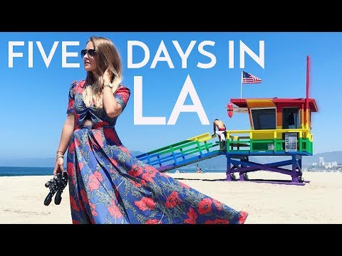 Five Days in LA!