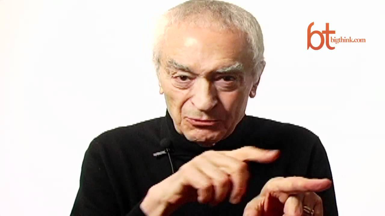 Big Think Interview With Massimo Vignelli - YouTube