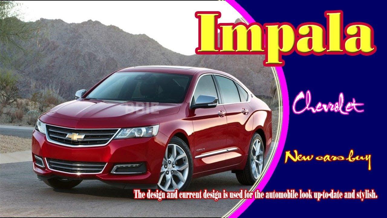 2020 Chevrolet (chevy) Impala | 2020 Chevrolet (chevy ...