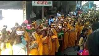 Markandey jayanti nimitta yatra nanded madhe
