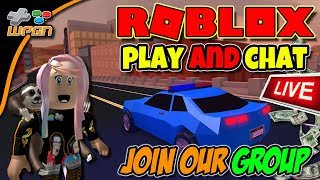 🔥 ROBLOX LIVE 🔥 Subs Play Jailbreak / Phantom Force / Speed Run and More 💙 (1-26-18)