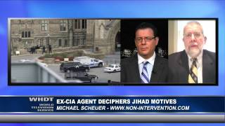 Ex-CIA Agent Michael Scheuer Deciphers Jihad Motives