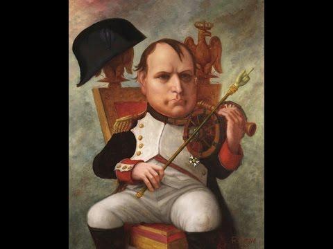 Наполеон Бонапарт биография