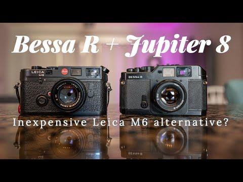 Bessa R + Jupiter 8 Lens: An Inexpensive Alternative to the Leica M6 & 50mm Summicron?