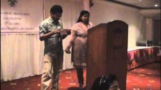 AHS Alumni 2011 Duet Konchi Karayalle