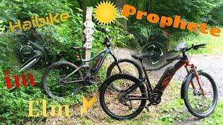 #E-Bike Tour / Trail im Elm  #Prophete #Haibike😀⛰️