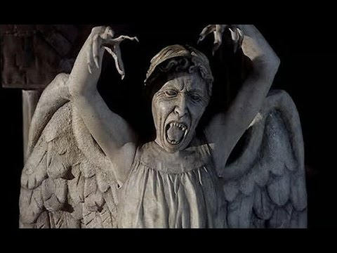 Attack of the weeping angels