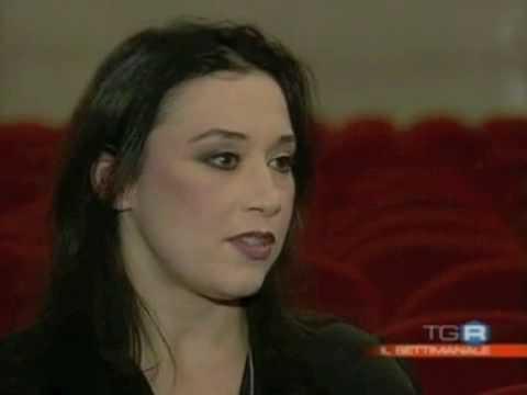 MARIA LUIGIA BORSI - Televised Interview on Italy's RAI3