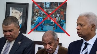 Anti-Cop Painting Has Been Removed From the Capitol Wall FOR GOOD!