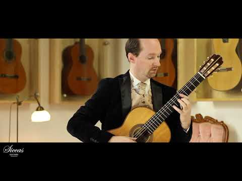 Jan Depreter plays Capricho Arabe by Francisco Tárrega on a 2010 Fritz Ober